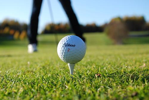 Golfing in the Berkshires