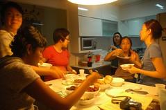 Evening at Bedok with Cranium and Mermaid Cake 009 (e79) Tags: birthday cake fun singapore mermaid cranium bedok
