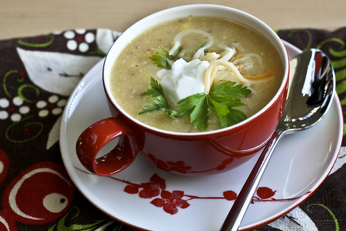 A Simply Delicious Corn Chowder