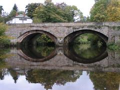 River Nidd in Knaresborough