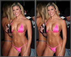 Bikini USA State Finals, All Stars Sports Bar & Grill, Houston, Texas 2008.10.18