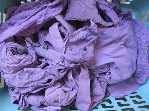 pour du violet, c'est du violet !