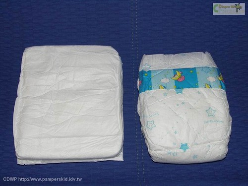 Youth diaper and baby diaper