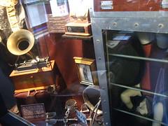 Houdini's cabinet