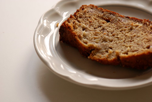 banana bread get into my belly!