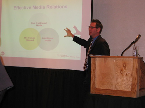 PRSA Session - Media Myths & Realities