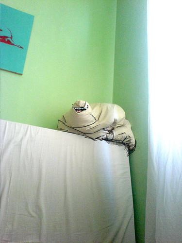 Schlafzimmerbär