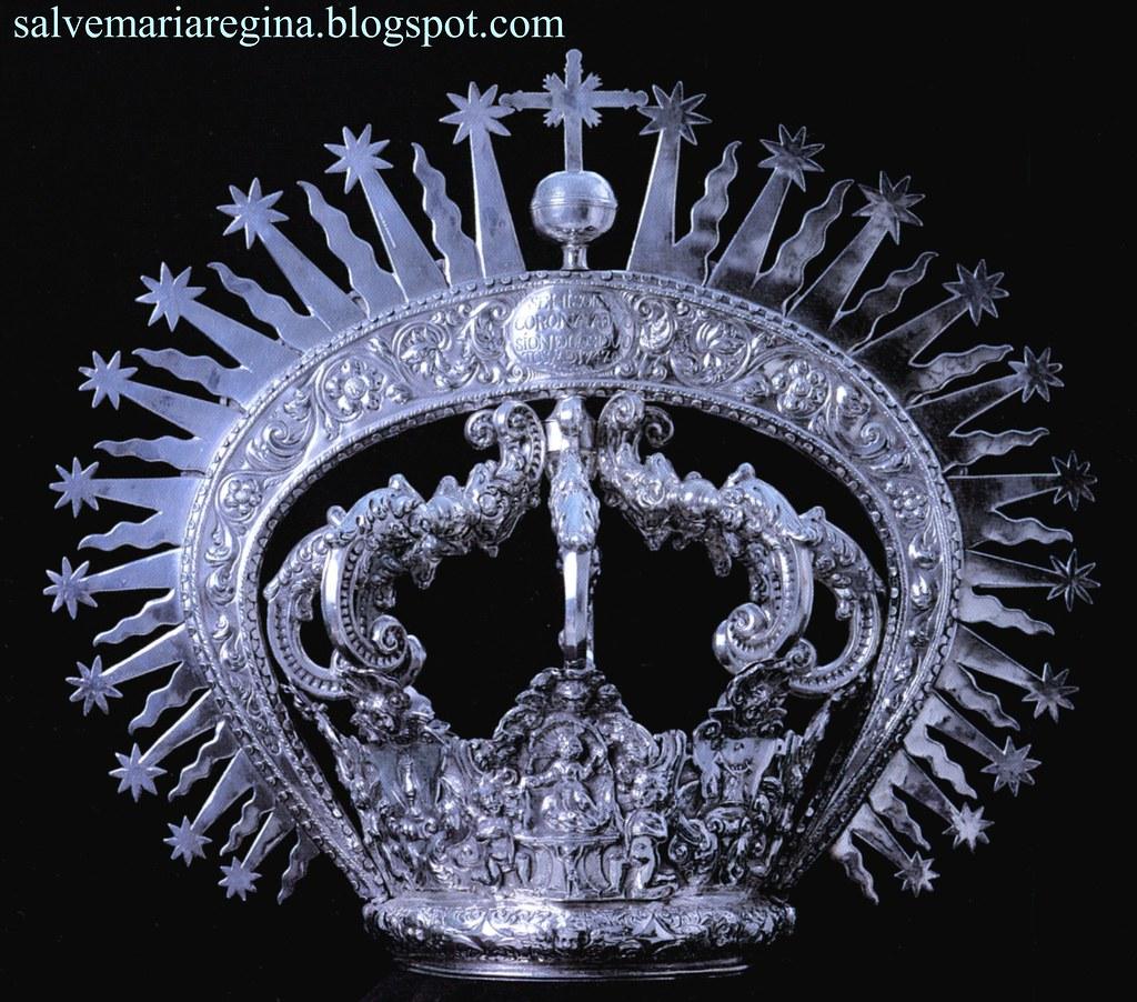 Corona de Nuestra Señora de los Dolores. Osuna