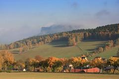 Morgenerwachen (Guido Bl.) Tags: autumn germany nationalpark saxony herbst sachsen brd sächsischeschweiz gohrisch naturescreations