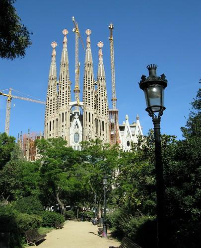 La Sagrada Familia by Laura Padgett