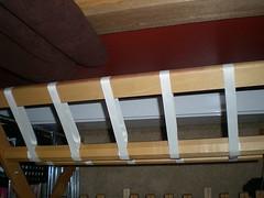 Apron ribbons