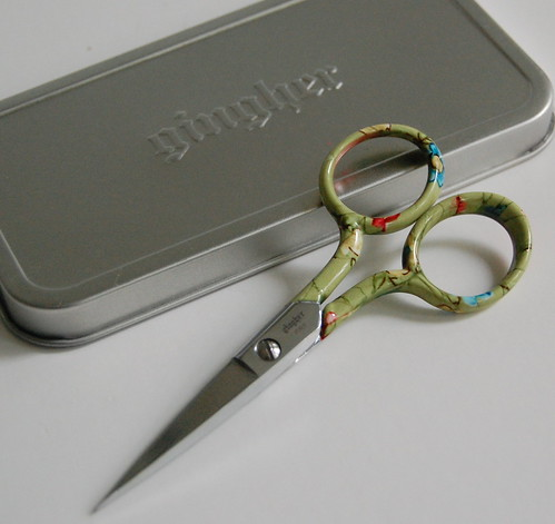 "Gingher Scissors ""Sarah"""