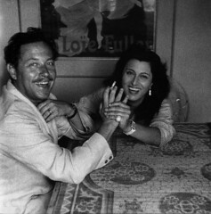 Anna-Magnani-and-Tennessee-Williams
