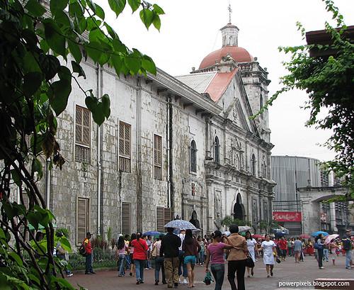 Basilica of Sto Nino de Cebu