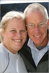 Eileen Steil and Peter Lefferts