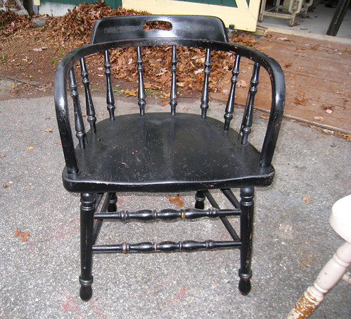 Bentwood Windsor Chair
