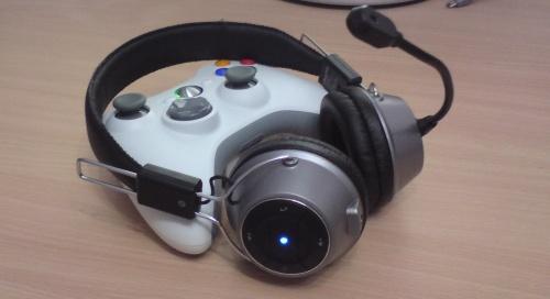 Creative HS 1200 Digital Wireless Gaming headset