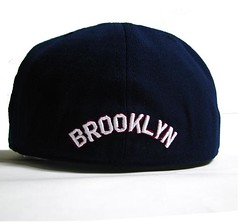 .Brooklyn Eagles Fitted Cap