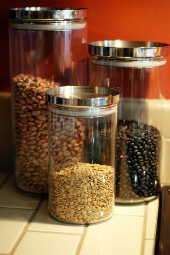 Bean Storage
