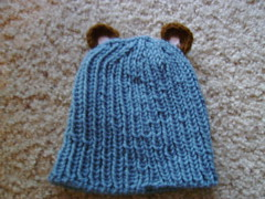 Timmy's Teddy Hat