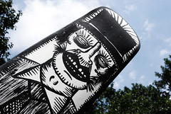 zizek, o conserta ossos (Guilherme Kramer) Tags: brasil design arte board skaters skate bone paulo shape sao kramer ilustração guilherme ossos