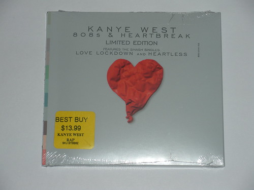 Kanye West 808S Heartbreak Торрент