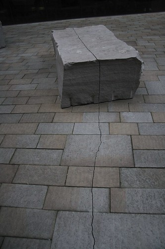 andy goldsworthy's faultline