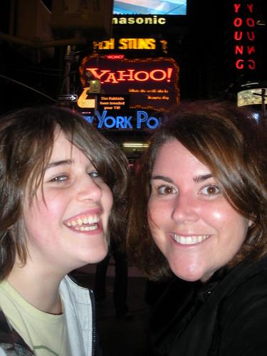 Kelly & me