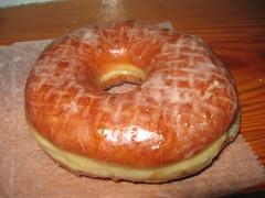 Doughnut Plant: Vanilla bean doughnut