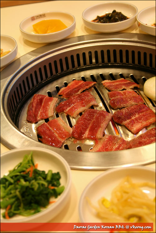 daorae korean bbq