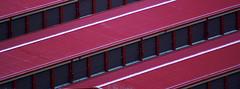 Storage (orkybash) Tags: red panorama abstract geometric montana panoramic storage diagonal missoula isometric sheds mountjumbo eastmissoula storagesheds orkybash