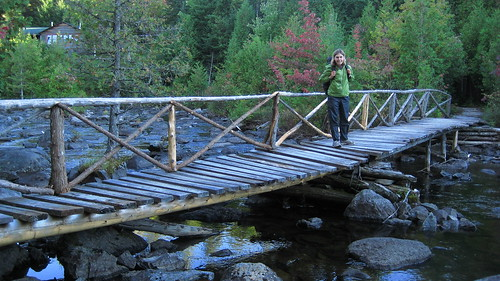Bridge to Harrison Camp