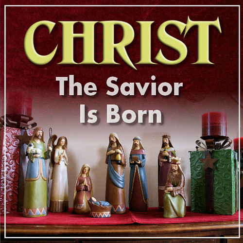 1208 Christ Is Born