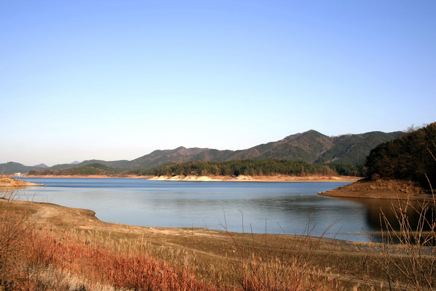 Daecheong Lake
