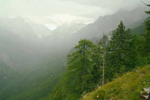 Julian alparnir í Slóveníu - Julian Alps, Slovenia