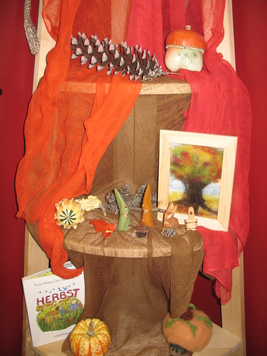 2008 Fall Nature Table Detail