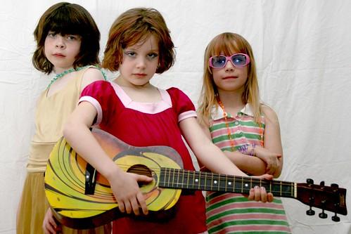 Girl Rock Band
