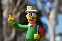 Flanders (Srch) Tags: toy thesimpsons ned flanders monito nedflanders lossimpsons nikond60 30daysoneobject