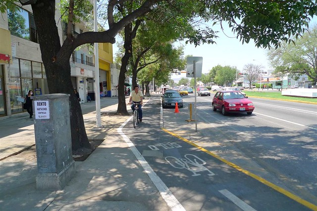 Guadalajara Bike Lane