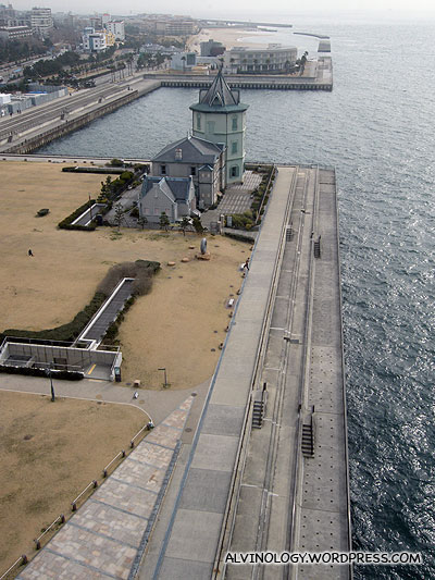 The coastal area