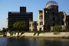 Hiroshima Peace Memorial (J.Go.) Tags: building japan destruction worldheritagesite hiroshima legacy atomicbomb atomicbombdome genbakudome hiroshimapeacememorial chugoku