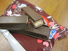 Nestle KitKat Raspberry & Passion Fruit