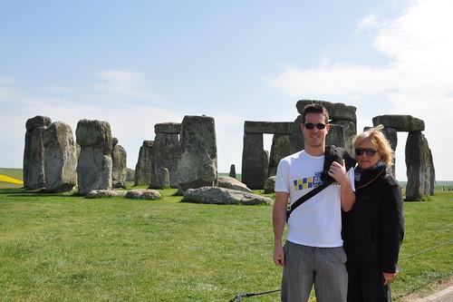 Postcard Stonehenge