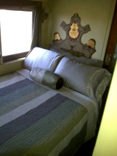 Private Rail Car Virginia City - bedroom