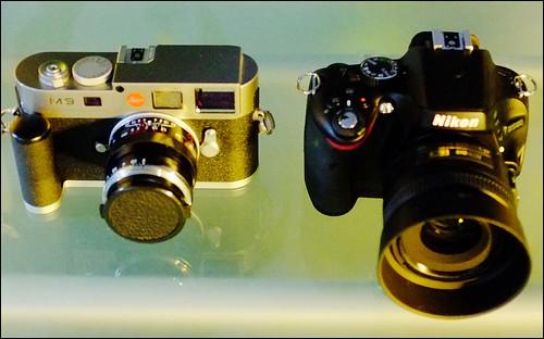 Nikon D5100 35mm f/1.8 Leica M9 Zeiss 50mm f/2 T* Planar