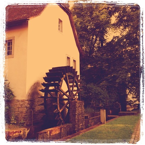 Aarau Old Mill by Davide Restivo