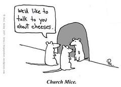 Church Mice (BrainofJT) Tags: silly funny lol memes puns pundamentals