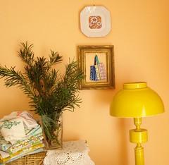 The Yellow Lamp Corner