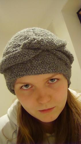 Ravelry Knit Yourself A Turban Moss Stitch Pattern By Bestway