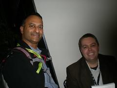 Shashi Bellamkonda & Andy Beal